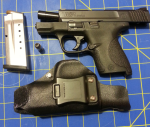 Keeper Concealment Errand – My First AIWB Holster Review